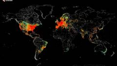 Elkészült az internet térképe kép