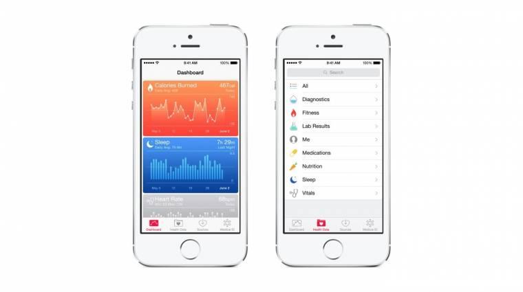 Már egészségbiztosítókkal is tárgyal az Apple kép