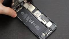 Visszahívja az iPhone 5 gyenge akkuit az Apple kép