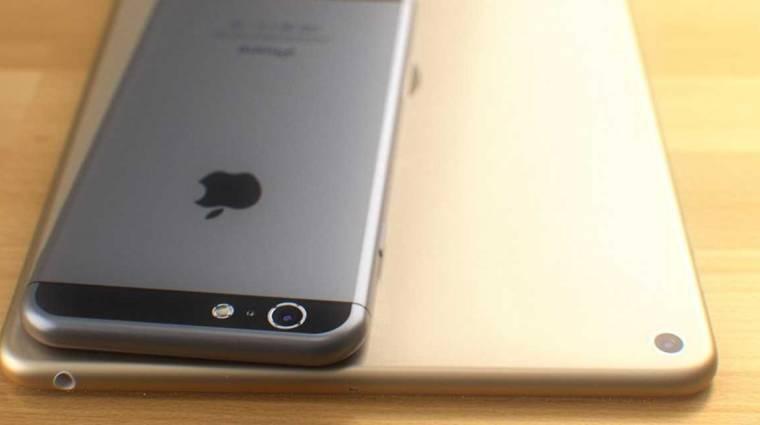 Hazánkba is az elsők között jöhet az iPhone 6 kép