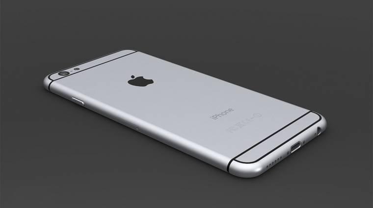 Videón a működő iPhone 6 kép