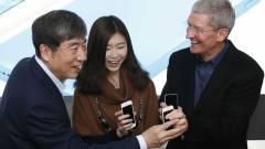 Mégsem tiltott Kínában az Apple kép