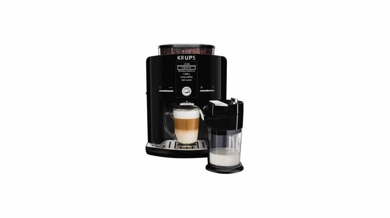 Teljesen automata a Krups Latt'Espress kávégépe kép