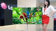 Olcsó lesz az LG 4K-s OLED tévéje kép