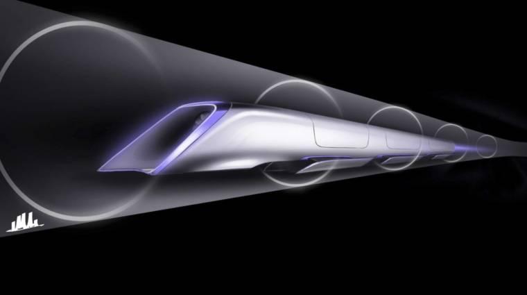 A Hyperloop továbbra is csak vágyálom kép