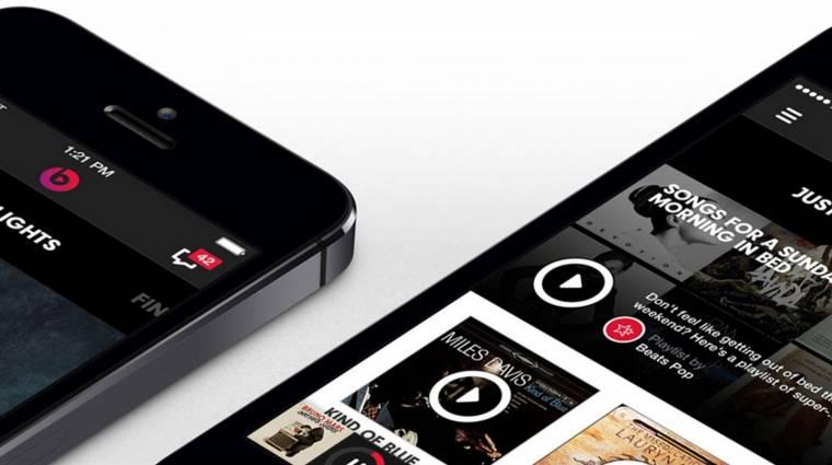 Egy emberé lesz a Beats Music és az iTunes Radio kép