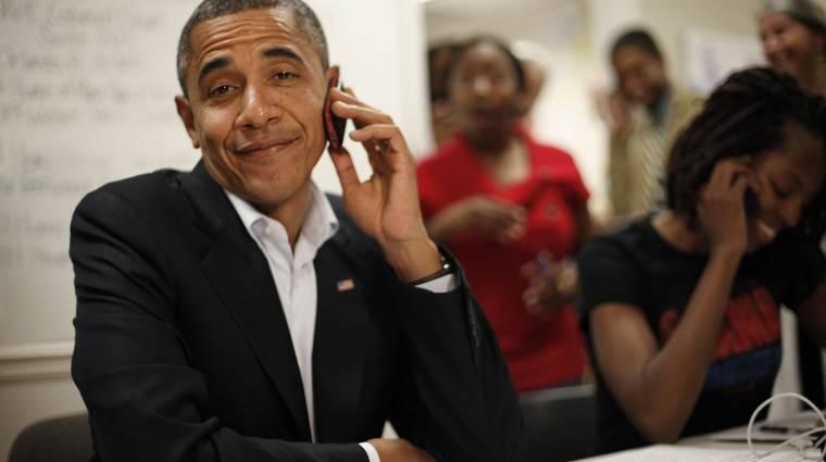 Obama aláírta, jönnek a független telefonok kép