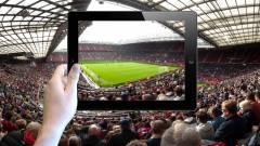 A Manchester United kiűzi az iPad-eket a stadionból kép