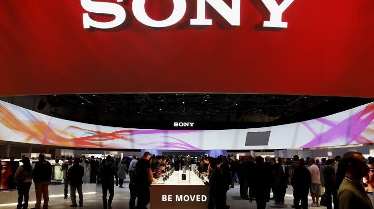 Nyereséges a Sony, mégis elkaszálhatja a tévéit kép