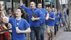 Ezért imádják az Apple-t a dolgozói kép