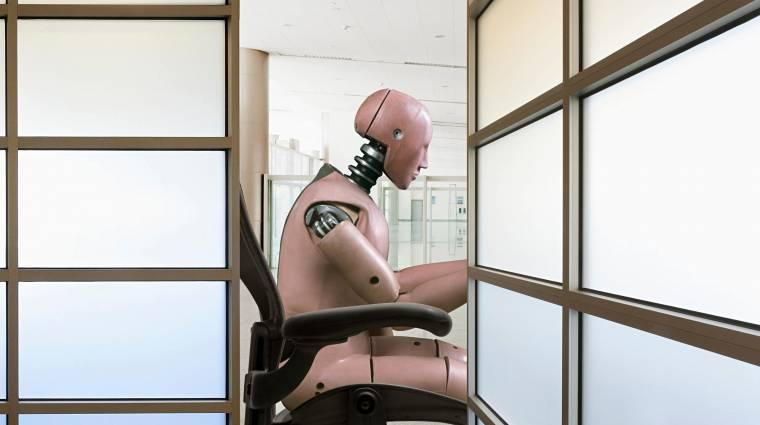 A következő ipari forradalom a robotoké lesz kép