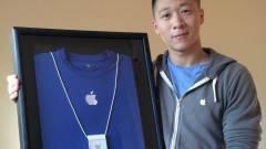 Rengeteget jótékonykodik az Apple Sam Sungja kép