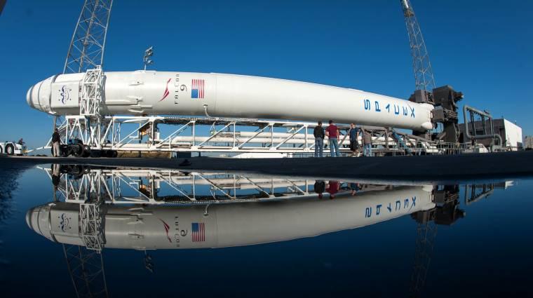 Az USA legszegényebb városában épít kilövőállomást a SpaceX kép
