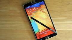 A Samsung Galaxy Note 4 már szeptember 3-án befut kép