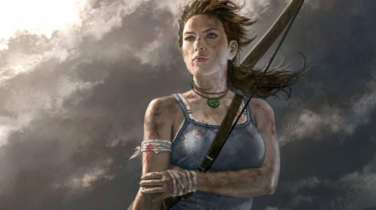 Csak Xboxra jön ki a Tomb Raider következő része kép