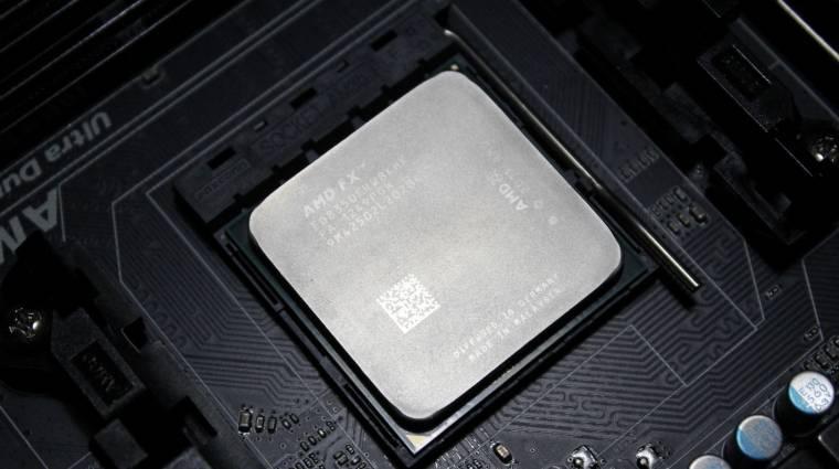 Új processzorokkal frissít az AMD kép