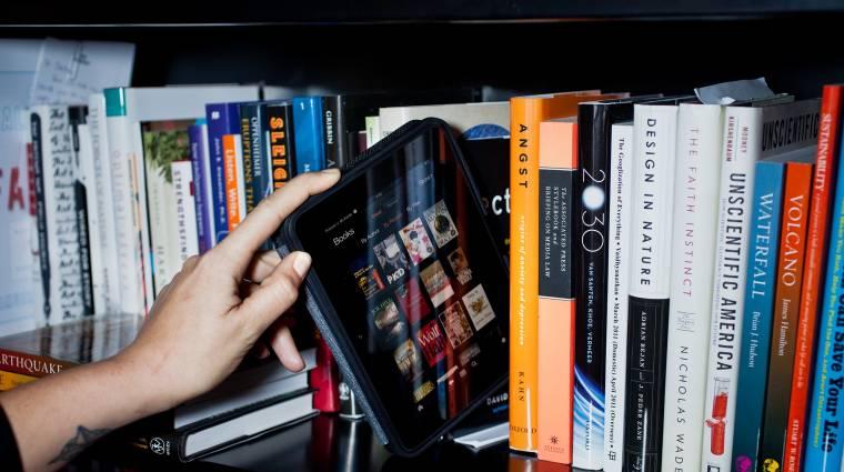 Még mindig olcsó könyveket akar az Amazon kép