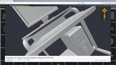 Saját keresőmotort kaptak a 3D-s modellek kép