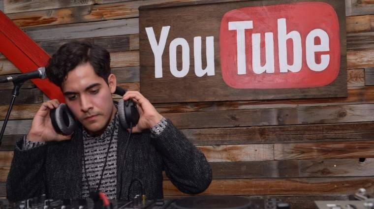 Jön a YouTube fizetős zeneszolgáltatása kép
