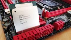 Nyolc mag, sok pénzért - Intel Core i7-5960X teszt kép