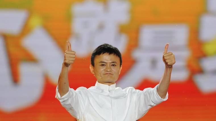 Már a jövő héten tőzsdére megy az Alibaba kép