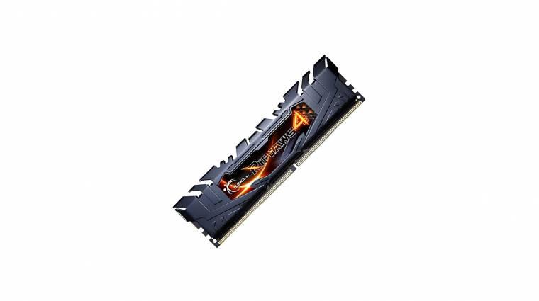 Itt a leggyorsabb DDR4-es memória kép