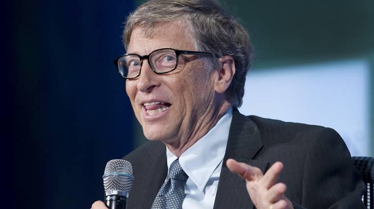 Még mindig Bill Gates Amerika leggazdagabbja kép