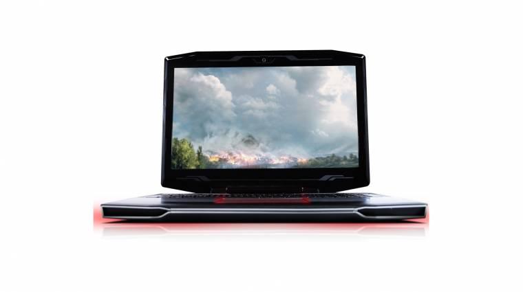 Erős lett a PHANTOM X1 gamer laptop kép