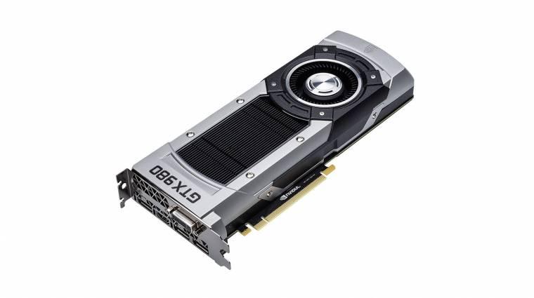 Itt a GeForce GTX 980 és 970, nyugdíjazták a régi kártyákat kép