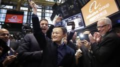 Az Amazonnal dolgozna az Alibaba kép