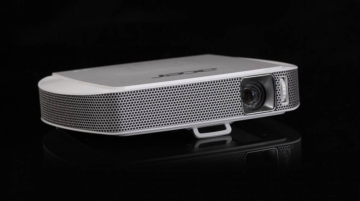 Acer C205 teszt - kicsi, de nagyot vetít kép