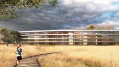 """Tim Cook: az Apple-űrhajó lesz a bolygó """"legzöldebb épülete"""" kép"""