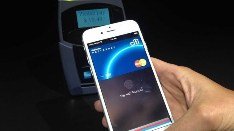 A bankok minden vásárlásért fizetnek az Apple-nek kép
