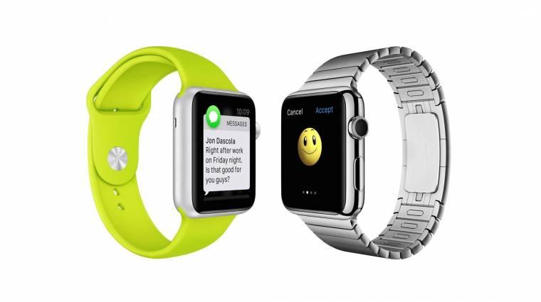 Az egészségügy csalódott az Apple Watch-ban kép