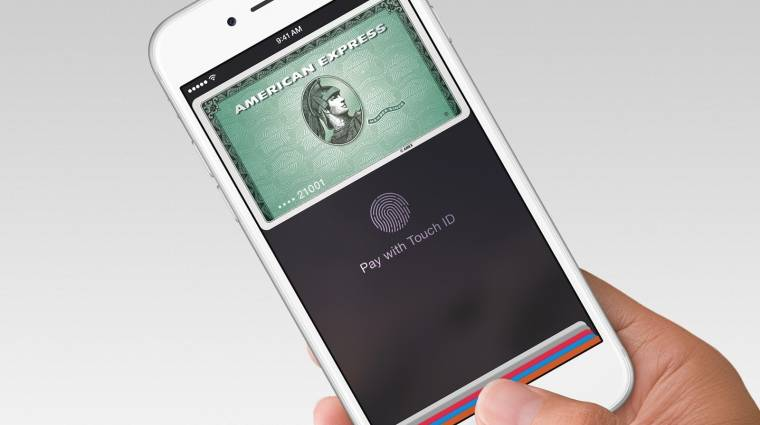 Jövőre Európában is fizethetünk az Apple Pay rendszerrel kép