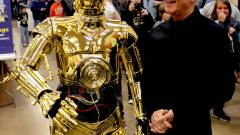 Valódi C3PO lesz az új Star Warsban kép