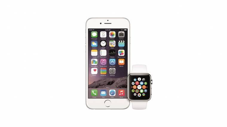 Itt az iPhone 6, az Apple Watch és az Apple Pay kép