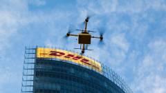 Drónnal szállítanak gyógyszereket egy németországi szigetre kép