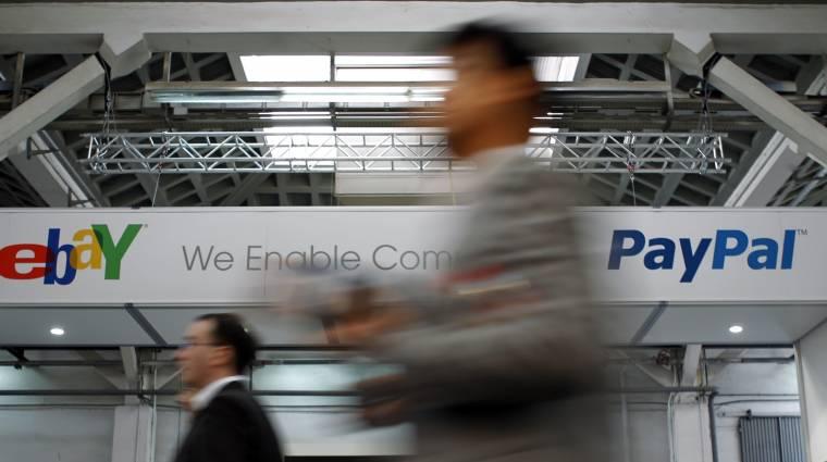 Szétválik az eBay és a PayPal kép