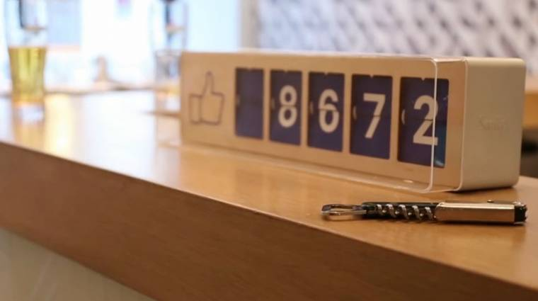 Már számláló is lesz a facebookos videók mellett kép