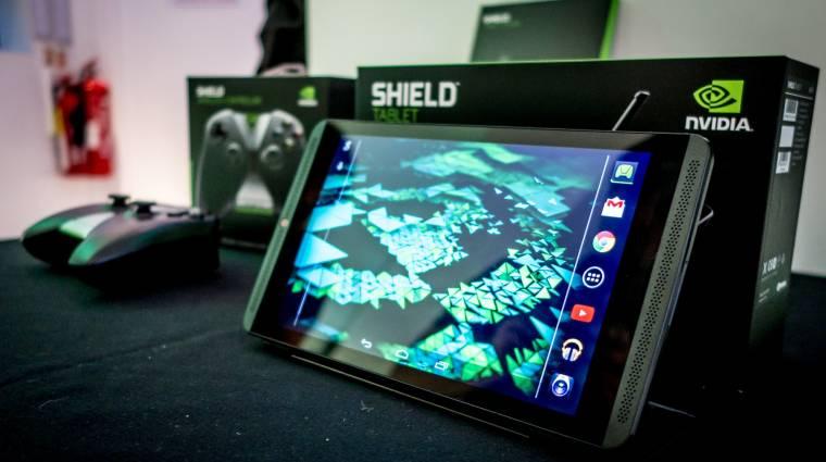 Frissült az NVIDIA Shield Tablet  kép