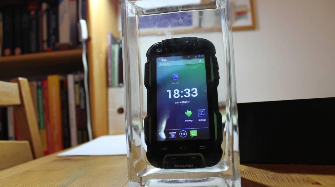 Evolveo StrongPhone D2 teszt: okos, de inkább erős kép