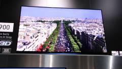 Plazmaszintű 4K-s LCD-tévével újít a Panasonic kép