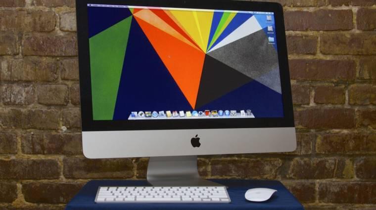 Jön a retinás iMac kép
