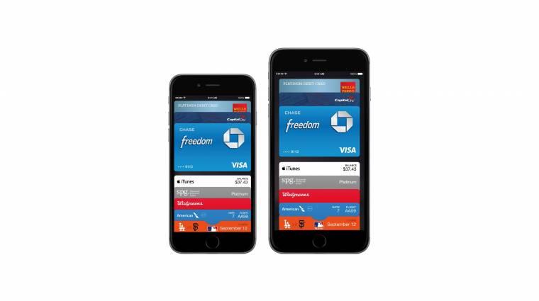 Apple-ös ügyfelekért ölik egymást a bankok kép