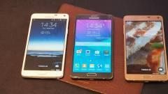 Samsung: hamar talpra állunk kép