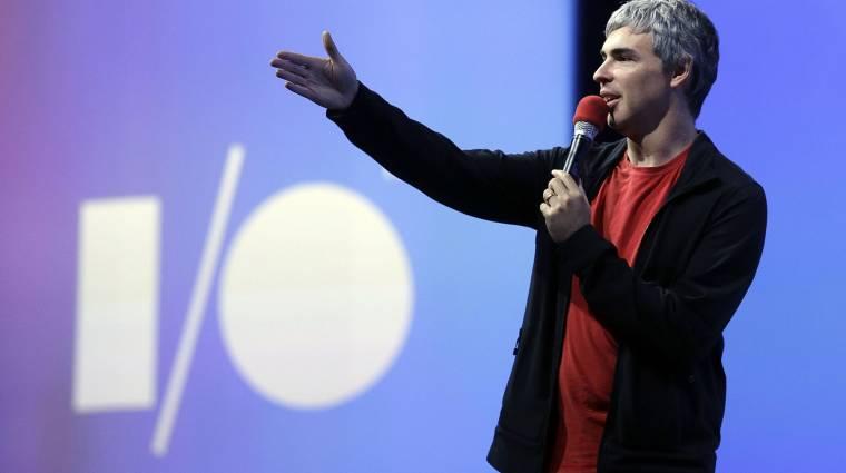 Google 2.0: Larry Page városokat és reptereket építene kép