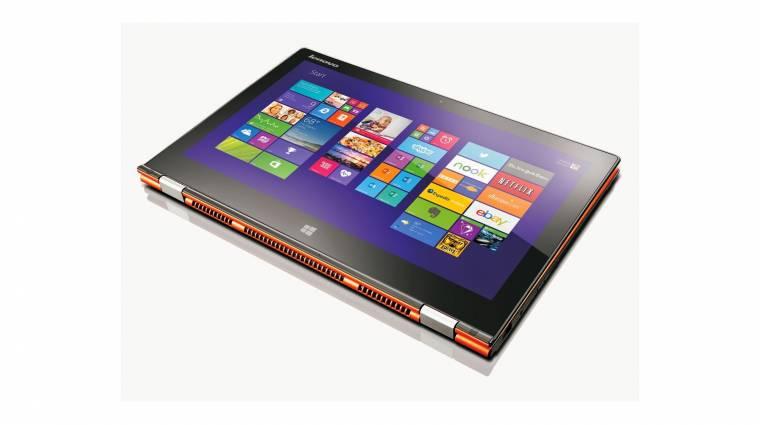Broadwelles processzorral jön a Lenovo Yoga 3 Pro kép