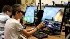 Itt az ország első 3D-s, általános iskolai csúcslaborja kép