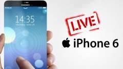 Kövesd velünk élőben az iPhone 6 bemutatóját! kép